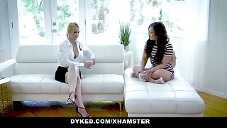 dyked - hot mature lesbian disciplines young teen